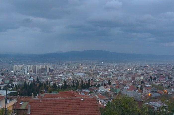 Bursa Gezisi!